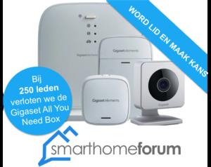 smart home forum winactie